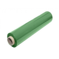 Стрейч пленка зеленая 1,2кг.