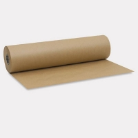 Крафт бумага в рулоне.