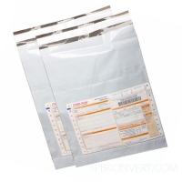 Курьер-пакет без печати 600х690мм с карманом.