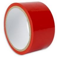 Скотч  48мм х 66м х 43мкм красный