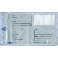 Курьер-пакет почтовый,стандарт 250х353+40к.